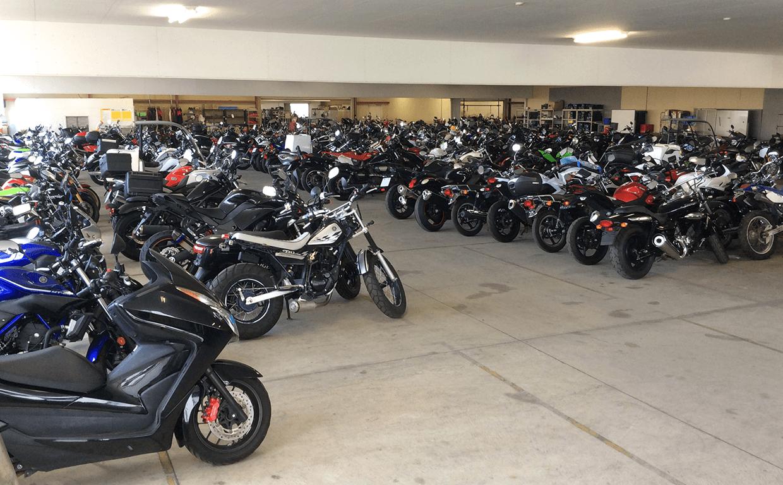 バイク整備士(物流)